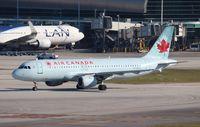 C-FMSX @ MIA - Air Canada