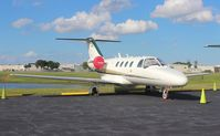 C-FPWB @ ORL - Citation CJ1