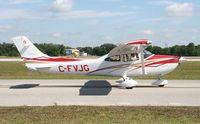C-FVJG @ LAL - Cessna T182T