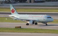 C-GAPY @ FLL - Air Canada