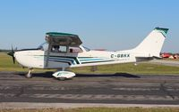 C-GBHX @ LAL - Cessna 172K - by Florida Metal