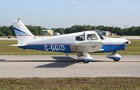 C-GGID @ LAL - PA-28-140 - by Florida Metal