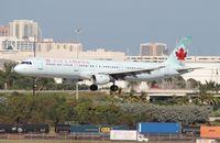 C-GJWN @ FLL - Air Canada
