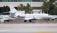 C-GMGX @ FLL - Falcon 7X - by Florida Metal