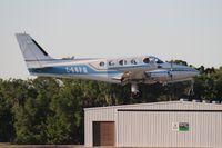 C-GNPM @ LAL - Cessna 340 - by Florida Metal