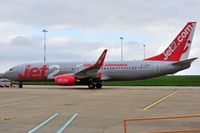G-JZHC @ EGSH - Arrived at Norwich for maintenance. - by keithnewsome