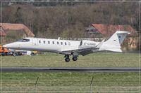 D-CNMB @ EDDR - Learjet 45XR - by Jerzy Maciaszek