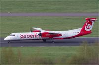 D-ABQJ @ EDDR - De Havilland Canada DHC-8-402Q - by Jerzy Maciaszek