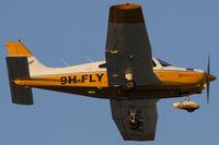 9H-FLY @ LMML - Runway 13 - by Roberto Cassar