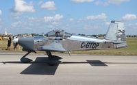 C-GTDP @ LAL - Vans RV-9 - by Florida Metal