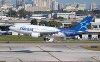 C-GTSW @ FLL - Air Transat