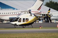 C-GZLO @ ORL - Bell 429 - by Florida Metal