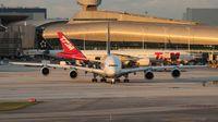 D-AIMA @ MIA - Lufthansa - by Florida Metal