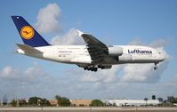 D-AIME @ MIA - Lufthansa