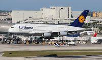 D-AIMG @ MIA - Lufthansa