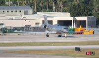 D-AJJK @ KMIA - Gulfstream 550 - by Florida Metal