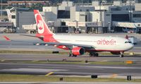 D-ALPA @ MIA - Air Berlin