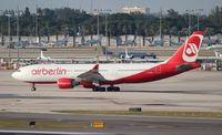 D-ALPH @ MIA - Air Berlin