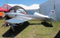 D-EFXA @ LAL - XtremeAir XA-42 - by Florida Metal