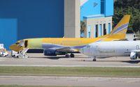 F-GIXB @ TPA - Europe Air Post