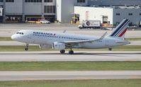 F-HEPF @ MIA - Air France