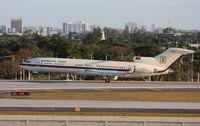 XT-BFA @ KFLL - Boeing 727-200
