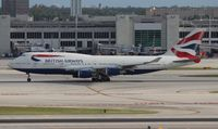 G-BYGC @ MIA - British Airways