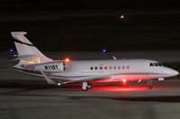 N118T @ TNCC - Night shot!! - by Levery