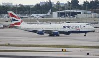 G-CIVP @ MIA - British Airways One World