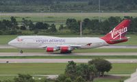 G-VGAL @ MCO - Virgin Atlantic