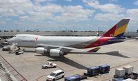 HL7419 @ MIA - Asiana Cargo