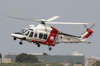 MM81741 @ LMML - AgustaWestland AW-139 MM81741/11-01 Guardia Costiera (Italian Coast Guards) - by Raymond Zammit
