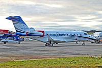 M-ELAS @ EGPD - IAI G280 [2049] Aberdeen-Dyce~G 27/01/2015 - by Ray Barber