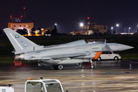 1010 @ LMML - Night shot at apron 4 - by Nicolai Schembri