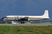 N6174C @ PANC - Douglas DC-6A [44075] (Everts Air Cargo) Ted Stevens Anchorage International~N 30/08/2011 - by Ray Barber