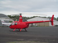ZK-IAA @ NZAR - ex helipro machine - now I guess for sale - by magnaman