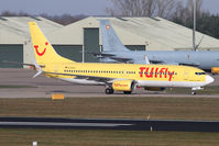 D-ATUJ @ EHEH - last day of a yellow skin, will transformed into Haribo Tropifruttie livery here by Aviation Cosmetics - by Jeroen Stroes