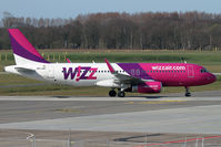HA-LWY @ EHEH - Wizzair - by Jeroen Stroes
