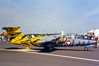 1116 @ EGVA - Saab 105OE [105416] (Austrian Air Force) RAF Fairford~G 19/07/1997