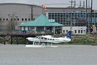 C-FJOE @ YVR - At the Seair terminal - by metricbolt