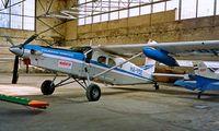 HA-YDE @ LHBS - Pilatus PC-6/B2-H2 Turbo Porter [814] Buadors~HA 15/06/1996