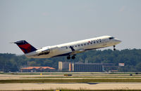 N855AS @ KATL - Takeoff Atlanta - by Ronald Barker