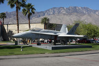 162403 @ KPSP - Palm Springs Air Museum - by olivier Cortot