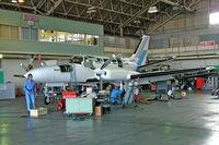 JA5264 @ RJNA - Cessna 404 Titan [404-0065] Nagoya-Komaki~JA 04/11/2005