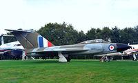 XA564 @ EGWC - Gloster Javelin FAW.1 [Unknown] (Royal Air Force) RAF Cosford~G 09/06/1996