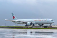 C-FIVW @ CYYZ - At Toronto Pearson - by Robert Jones