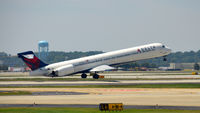 N913DN @ KATL - Takeoff Atlanta - by Ronald Barker