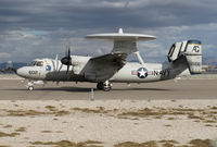 166508 @ KNYL - hidden in the civilian part of MCAS Yuma - by olivier Cortot