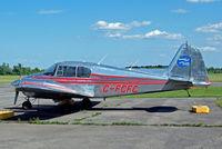 C-FCFC @ CYJN - Piper PA-23-150 Apache [23-312] (Air Quasar) St. Jean~C 09/06/2012 - by Ray Barber