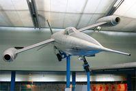 F-ZWRY @ LFPB - SNCASO SO.9000 Trident I, Air & Space Museum Paris-Le Bourget (LFPB-LBG) - by Yves-Q